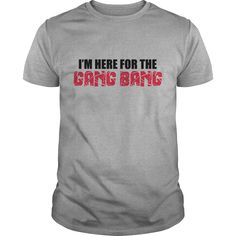 Get yours awesome Gang Bang Funny Quote NEW SHIRT Shirts & Hoodies.  #gift, #idea, #photo, #image, #hoodie, #shirt, #christmas