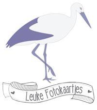 #design #logo #birthannouncement #geboortekaartje Leuke Fotokaartjes