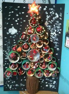En commun Les 196 meilleures images du tableau Noël à l'école sur Pinterest &HS_79