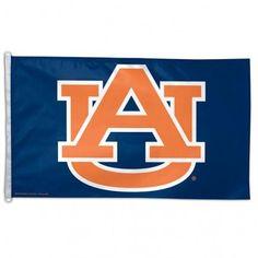 Auburn Tigers Flag 3x5