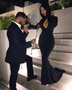 Couple Chic, Couple Style, Classy Couple, Couple Goals Relationships, Relationship Goals Pictures, Black Couples Goals, Cute Couples Goals, Couple Photoshoot Poses, Couple Posing