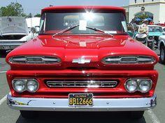 1961 Chevrolet Apache 20 Pickup '6B12666' 2 (JC) | Jack Snell | Flickr