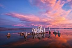 Mono Lake Sunrise   Fine Art Photography by Stephen W. Oachs
