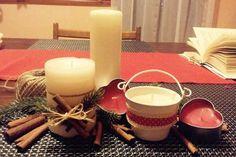 výroba svícnu ze zbytků svíček