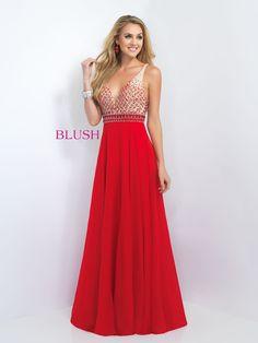 Blush Prom 11029 Valentine/Nude