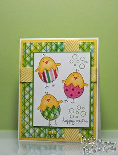 The Charmed Life: Easter Peeps