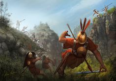 Battle of Saticula by EthicallyChallenged