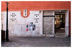 Entrance of the Department of Literature and Philosophy at the University of Venice #01 | Flickr - Photo Sharing!