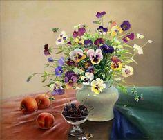 Gallery.ru / Фото #11 - Цветы и букеты 101 (фиалки, анютины глазки) - shennon