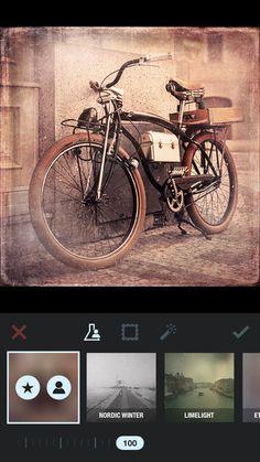 Formulas - 포토 랩 효과와 사용자 지정 프레임 samer Azzam 제작 엄청난 빈티지 필터 효과