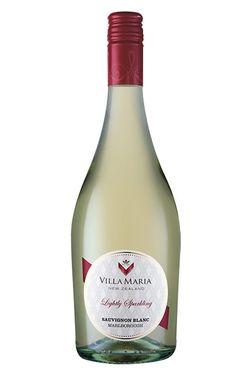 Villa Maria Private Bin Lightly Sparkling Sauvignon Blanc 2017 Marlborough - 6 Bottles Different Wines, Organic Wine, Sustainable Farming, In Vino Veritas, Sauvignon Blanc, Sparkling Wine, Fine Wine, Wine Australia, Bottles