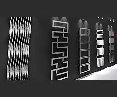 Buy your Designer Heated Towel Rail from TradePlumbing - offering you an award-winning service, super-fast delivery and top discounts of up to off.