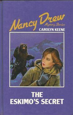 Nancy Drew #70 - The Eskimo s Secret by Carolyn Keene - Hardcover - S/Hand