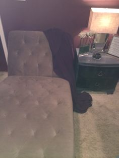 Reading/Writing corner of our Bedroom. Simple and Cozy #Diynightstand #zgallerie #homegoodshappy