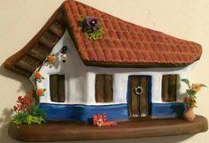 Fairy Dolls, Diy Dollhouse, Fabric Flowers, Puerto Rico, Ceramics, Bird, Outdoor Decor, Crafts, Painting
