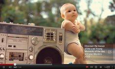 Evian Roller Babies international version: bellissimo!