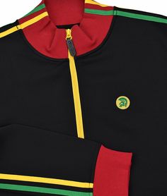 cdc856278 Trojan Records Black Jamaican Twin Stripe Track Top Indie Outfits, Jamaica,  Retro Vintage,. modfellas.com
