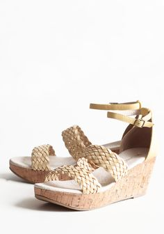 Bali Braided Wedges By Restricted  $54.99