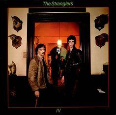 The Stranglers - Rattus Norvegicus (album cover art #1977) #AlbumArt #TheStranglers