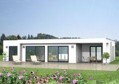 Modernes #Design trifft auf massive Bauweise! Dieses #Massivhaus wird beidem gerecht! Mehr Informationen über Herwig #Haus und unsere #Massivhäuser gibt es unter: www.herwig-haus.de