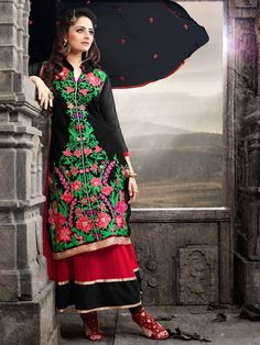 With people , especially women , getting extremely engrossed in their stressful lifestyles , purchasing Designer Salwar Kameez online comes as a sigh of relief to shoppers and fashion lovers .A everyday salwar kameez to function wear salwar kameez is widely available .Grab the newest collection from Kalazone Silk Mill.