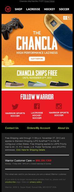 The Clymb HTML email marketing design   Design   Pinterest   Best ...