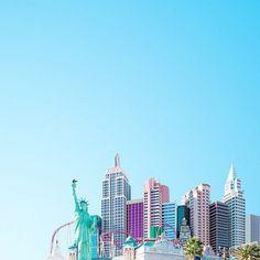 Little New York in Las Vegas.