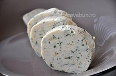 Unt aromat cu verdeturi - reteta Bread, Food, Brot, Essen, Baking, Meals, Breads, Buns, Yemek