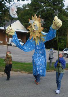 sunshine - puppet parade