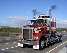 Blakeborough's T650 'Mack Muncher' Big Rig Trucks, Semi Trucks, Cool Trucks, Kenworth Trucks, Chevy Trucks, Pickup Trucks, Rolling Coal, Train Truck, Road Train