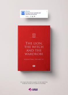 Clube de Autores: New Classics | Ads of the World™