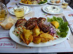Greek Style Kokoreç