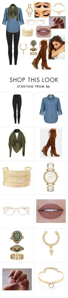 """Untitled #58"" by bribrireed ❤ liked on Polyvore featuring adidas Originals, Miss Selfridge, Louis Vuitton, Charlotte Russe, Michael Kors, Cutler and Gross, Accessorize, Ileana Makri and Alexis Bittar"