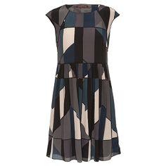 COMPTOIR DES COTONNIERS / Silk dress