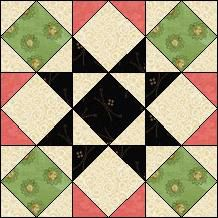 Quilt-Pro Systems - Block of the Day Archive - Test Page -- Kansas Star