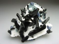 Neptunite and Benitoite - California