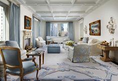A Sherry-Netherland Apartment by Geoffrey Bradfield