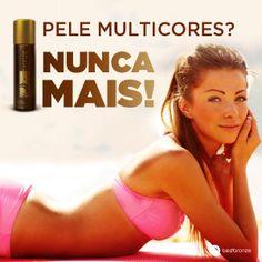 Quem sofre com diversas tonalidades no corpo pode ficar tranquila. Com Best Bronze você consegue manter uma cor única!  Compre o seu e faça o teste: www.bestbronze.com.br