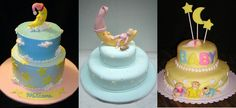 10 More Fun Baby Shower Cakes - AA Gifts & Baskets Idea Blog