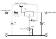 Power follower circuit, constant current/voltage regulator