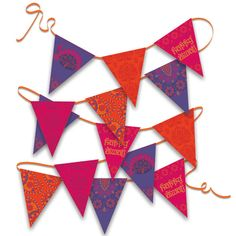 Happy Diwali Bunting High Quality by KVEventsStationary on Etsy - Neha Kirtane - Hotel Happy Diwali, Diwali Party, Bow, Festival Decorations, Bunting, Craft, Etsy, Unique Jewelry, Handmade Gifts