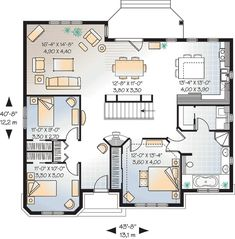 Nice Plan Remove Bath From Bedroom 2 And Expand The