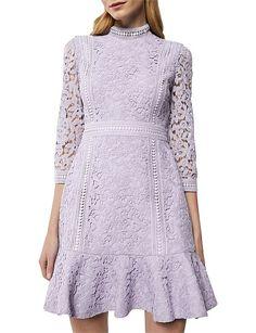 Lace Femme Dress