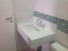 Resultado de imagem para pia de marmore ou pia de porcelanato para banheiro