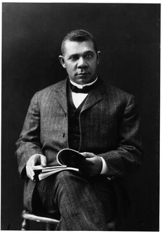 """Let's be unified like the hand but separate like the fingers"" - Booker T. Washington"