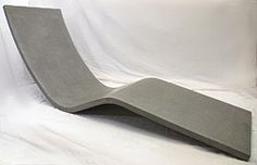 Concrete Furniture | GFRC | Jeff Girard - CD
