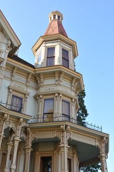 Flavel House, Astoria, OR Oooo, oooo, pick me! Lol Not really abandoned cuz it's a museum,