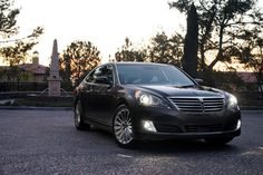 2014 Hyundai Equus Is All About Luxury [Photo Gallery]