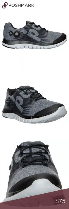 Men's Reebok Zpump Fusion LE Running Shoes Sz 11 Brand New In Box! The Reebok ZPump Fusion: The sneaker that adapts to you - every time. The Reebok ZPump Fusion Pumps up and provides runners with a locked-in custom fit for a great feel as you rack up the miles. Reebok Shoes Athletic Shoes