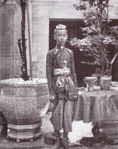 Siam 1862-Prince-Chulalongkorn
